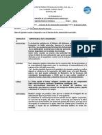 Actividad Aminoácidos, proteinas y enzimas, Equipo de 61A1