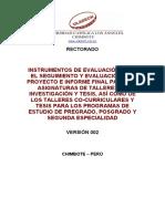Instrumento informe Marcia Vasquez