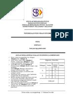 PAPER 3 TRIAL SPM SBP 2008