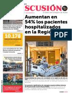 Diario La Discusión 3 de Septiembre