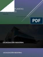 Clase 05 Diseño de Plantas Industriales 2,020