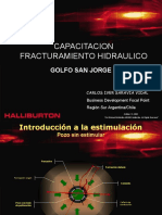 Capacitaciones de fractura para PAE 1ra Etapa