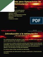 Capacitaciones de fractura para PAE