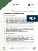 Objetivosy atributos IGE