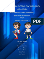 TP3 Educación Tecnología