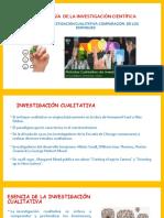 Tema 3-Investigación Cualitativa y Comparación Entre Los Enfoques
