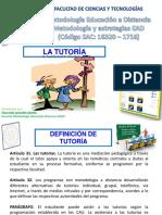 La Tutoria 1-2013