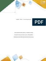 trabajo modelo de intervencion en psicologia
