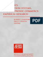 Economics,informations systems and e-commerce