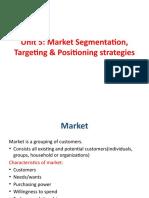 Unit-5-Market-Segmentation-Targeting-positioning