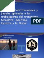 Aspectos Constitucionales y Legales aplicados a los.ppt