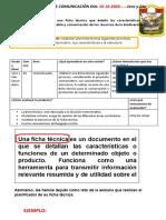 RESUMEN DEL ÁREA DE COMUNICACIÓN DIA 16-10-2020.docx