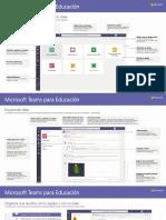 Teams para Educación - Guía rápida .pdf