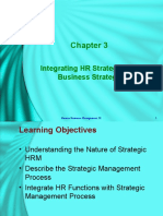 HR starategy and business strategy