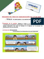 RESUMEN DEL ÁREA DE COMUNICACIÓN DIA 24-07-2020.docx.pdf