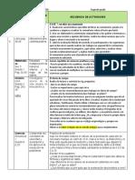PLANEACIONES DE TELESECUNDARIA SEGUNDO GRADO