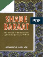 Shab e Baraat