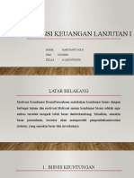 HARIYANTO JOLO (201830061) PPT REVIEW AKL 1