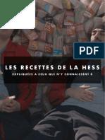 Les Recettes de La Hess