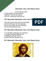 Testo MARANATHA.pdf