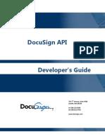 DocuSign API Developer Guide