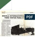 Artur Victoria – CLIP Colegio Luso Internacional do Porto tera vistas para o Oceano