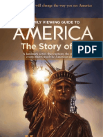 America-The Story of Us Series Teacher Guides America Family Viewing Guide