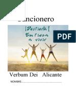 Cancionero_Convivencia Alicante_Noviembre_2018