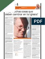 R.P Jeffrey Klaiber, S.J. (hisoriador), PuntoEdu. 11/04/2005