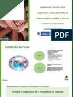NORMAS EN ELMARCO DE COVID 19.pptx
