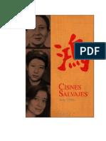 Cisnes Salvajes -Chang, Jung
