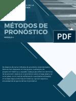 Métodos de pronóstico - presentación.pdf