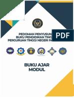 Penyusunan Pedoman Buku PTNP update