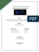 TRABAJO FINAL ANÁLISIS DEMANDA EN RESPONSABILIDAD CIVIL EXTRACONTRACTUAL Y ANALISIS DE LA SENTENCIA NUM.124 DEL 13 DE MARZO 2013,SCJ.