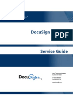 DocuSign Connect Service Guide