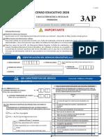 Cedula 3AP Censo Educativo 2020 (1)