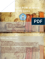 Kelompok 5 - Perjuangan PGRI di Masa Orde Lama (1)