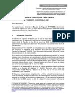 Predictamen DU 14-2020- Sobre negociación colectiva en el sector público