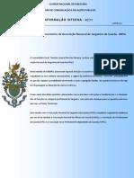DCRP-Boletim de Informação Interna 07-11
