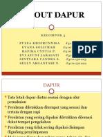 LAYOUT DAPUR KELOMPOK 5.pptx