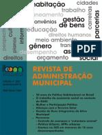 50 anos de Política Habitacional no Brasil 1964-2014