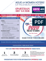 2020 Nonpartisan Voters Guide