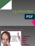 la memoria pdf