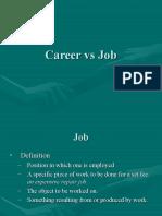 Career vs Job.ppt