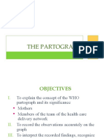 Partograph Preparation and Use