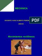 Diapositivas MRUA