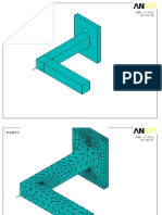 ANSYS expt-2 record