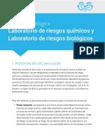 Guia metodologica _ Riesgos Quimico y Biologico