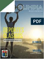 OLIMPIA revista deportiva