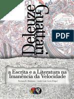 Livro Deleuze
